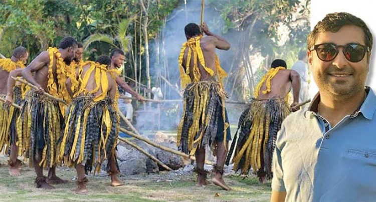 Let's Go Local: Legendary Fire Walkers Of Beqa For Tappoo