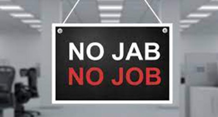 State Given Time In No Jab, No Job Case