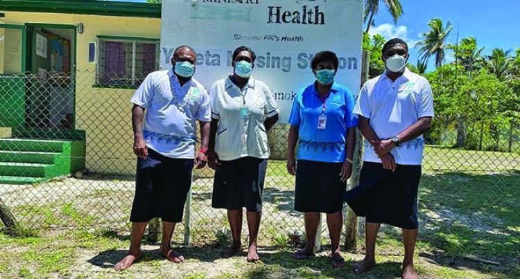 Dr Waqainabete Commends Yasawa Vaccination Efforts