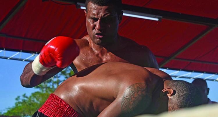 Boxing Pressing On Regardless