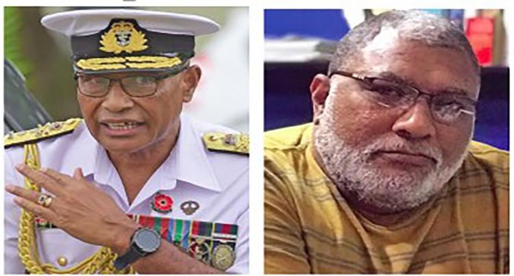 New President Naupoto Or Ratu Wiliame?