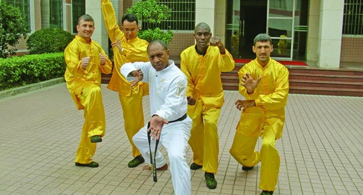 Grandmaster Ramasima Eager To Share Martial Arts Skills, Knowledge